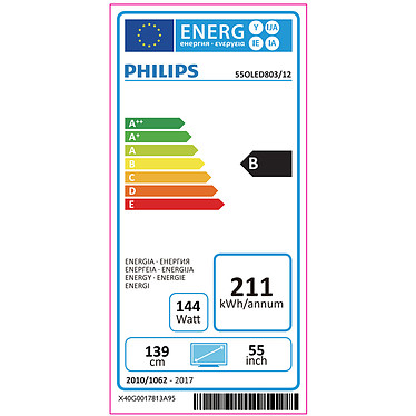 Philips 55OLED803 pas cher