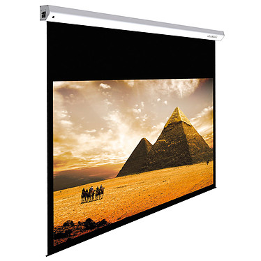 Lumene Majestic HD 270 C Ecran motorisé - Format 16:9 - 270 x 152 cm