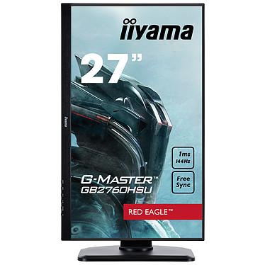 "Avis iiyama 27"" LED - G-MASTER GB2760HSU-B1 Red Eagle"