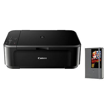 Canon PIXMA MG3650 + Moleskine Super Mario Cartouche NES Pocket OFFERT !