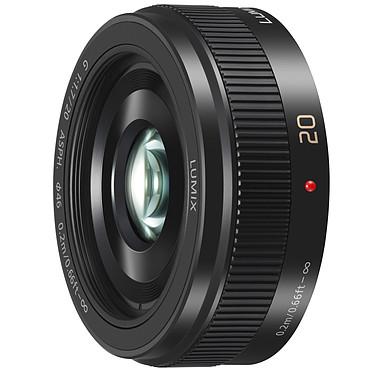 Panasonic Lumix H-H020AE Noir