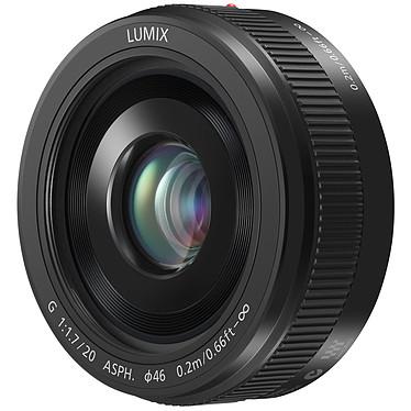Avis Panasonic Lumix H-H020AE Noir