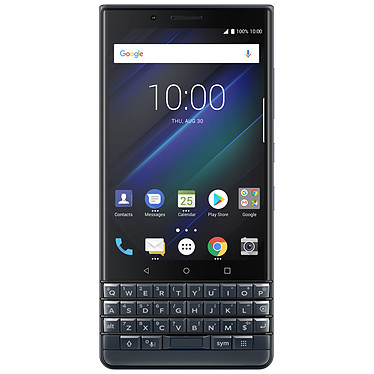 "BlackBerry KEY2 Lite Edition Gris Ardoise Smartphone 4G-LTE Advanced AZERTY - Snapdragon 636 Octo-Core 1.8 GHz - RAM 4 Go - Écran tactile 4.5"" 1080 x 1620 - 32 Go - NFC/Bluetooth 5.0 - 3000 mAh - Android 8.1"