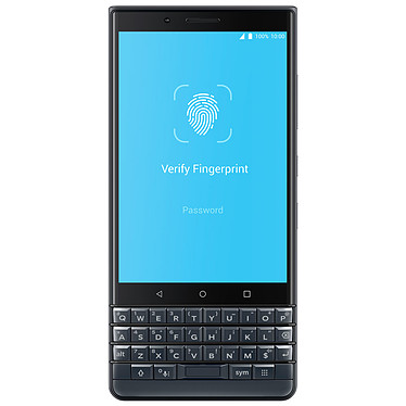 Avis BlackBerry KEY2 Lite Edition Gris Ardoise