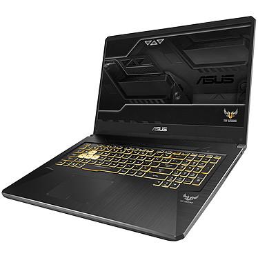 "ASUS TUF765GE-EV085 Intel Core i5-8300H 8 Go SSD 128 Go + HDD 1 To 17.3"" LED Full HD 144 Hz NVIDIA GeForce GTX 1050 Ti 4 Go Wi-Fi AC/Bluetooth Webcam Sans OS (garantie constructeur 2 ans)"