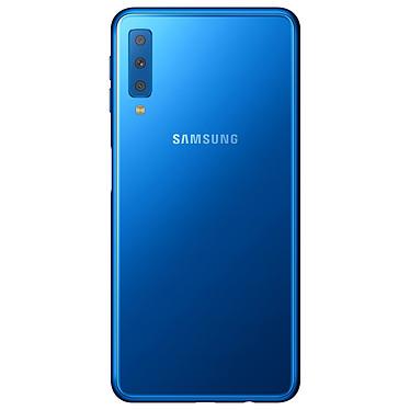 Samsung Galaxy A7 2018 Bleu pas cher