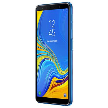 Avis Samsung Galaxy A7 2018 Bleu