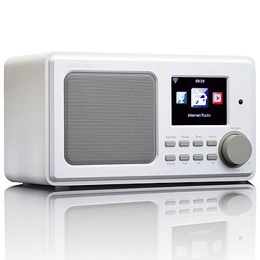Lenco DIR-100 Blanc