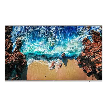 "Samsung 82"" LED QE82N 3840 x 2160 pixels 16:9 - 5000:1 - 6 ms - HDMI/DVI - USB - Wi-Fi - Noir (Garantie constructeur 3 ans)"