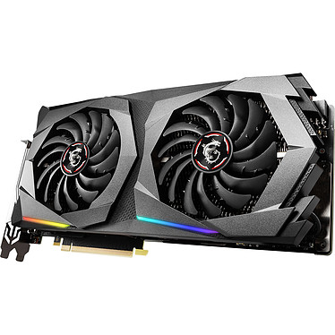 Avis MSI GeForce RTX 2070 GAMING X 8G