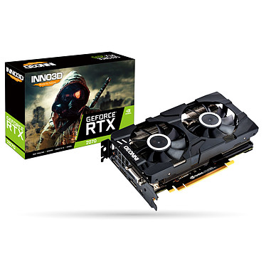 INNO3D GeForce RTX 2070 X2
