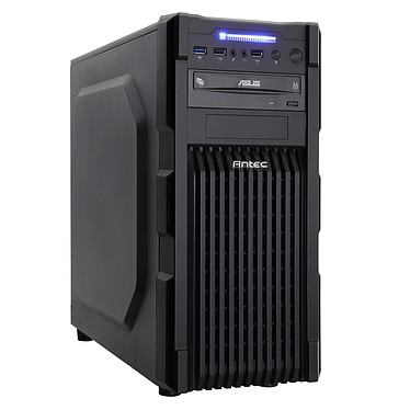 LDLC PC10 Fortress Intel Core i5-8400 8 Go SSHD 1 To NVIDIA GeForce GTX 1660 Ti 6 Go Graveur DVD Wi-Fi N Windows 10 Famille 64 bits (monté)
