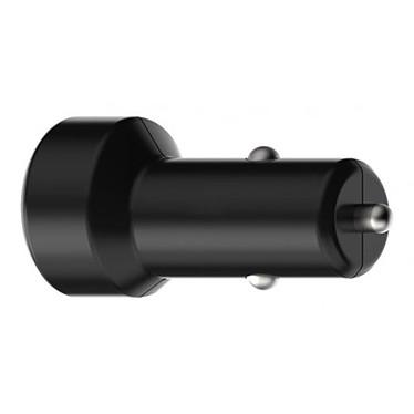 Opiniones sobre xqisit Car Charger 5.4A Dual USB + USB-C Negro