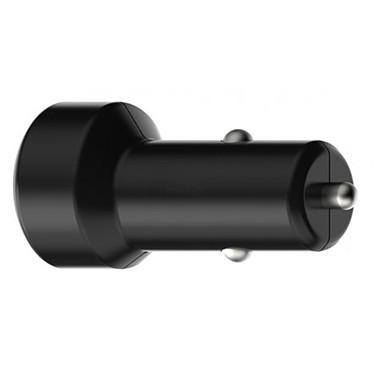 Avis xqisit Car Charger 2.4A USB Câble Lightning Noir