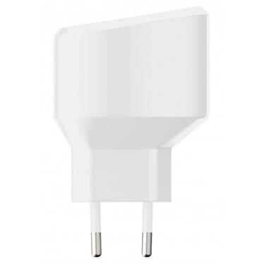 Avis xqisit Travel Charger 3.4 A Dual USB Blanc