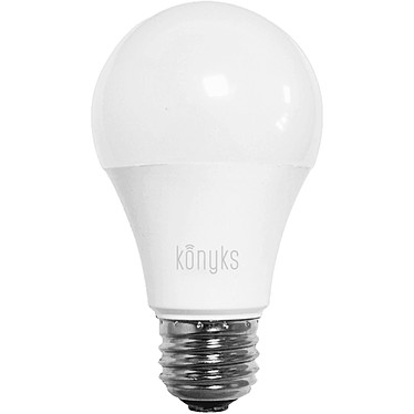 Konyks Antalya A70 Ampoule LED connectée E27 RGB compatible Google home / Amazon Alexa