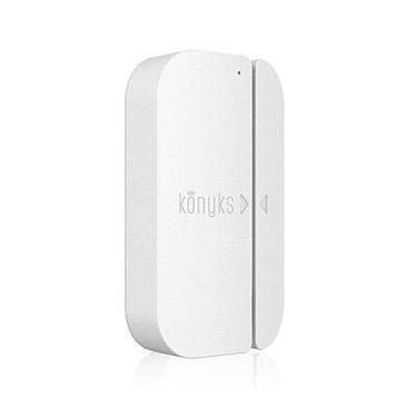 Konyks Senso Detector de apertura Wi-Fi compatible con Google home / Amazon Alexa