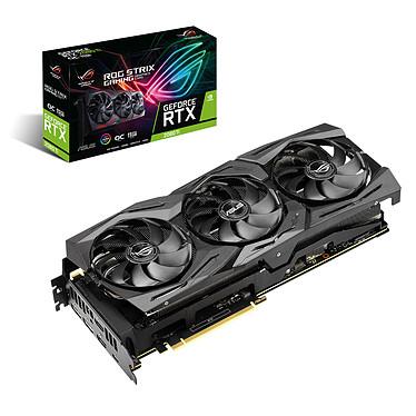 ASUS GeForce RTX 2080 Ti ROG-STRIX-RTX2080TI-A11G-GAMING 11 Go GDDR6 - HDMI/DisplayPort/USB Type-C - PCI Express (NVIDIA GeForce RTX 2080 Ti)