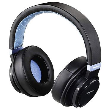 Thomson BT HQ WHP6207 Casque circum-auriculaire sans fil Bluetooth avec touches de commande et micro