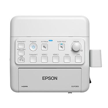Epson ELPCB03 Boîtier de contrôle et de connexion
