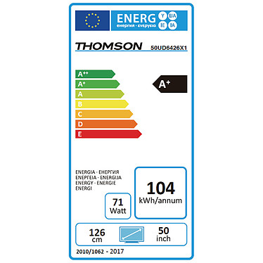 Opiniones sobre Thomson 50UD6426