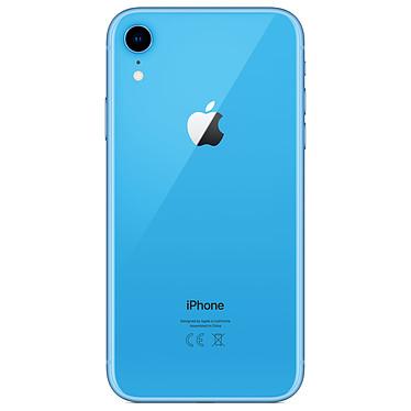 Avis Apple iPhone XR 64 Go Bleu