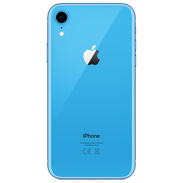 Avis Apple iPhone XR 128 Go Bleu