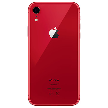 Avis Apple iPhone XR 256 Go (PRODUCT)RED