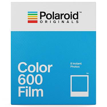 Polaroid Color 600 Film 8 films instantanés couleur pour appareil photo Polaroid 600 et i-Type