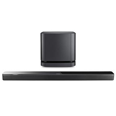 Bose Soundbar 700 Noir + Bass Module 500 Noir