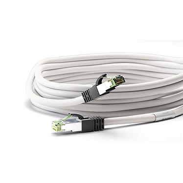 Comprar Goobay Cable RJ45 Cat 8.1 S/FTP 10 m (Blanco)
