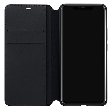 Huawei Wallet Flip Noir Huawei Mate 20 Pro
