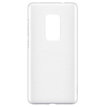 Huawei Coque Transparente Mate 20 Coque arrière rigide pour Huawei Mate 20