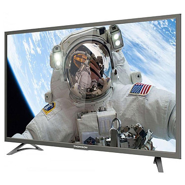 "Thomson 49UC6426 Téléviseur LED 4K 49"" (124 cm) 16/9 - 3840 x 2160 pixels - Ultra HD - Android TV - Wi-Fi - Bluetooth - DLNA - 1200 Hz"