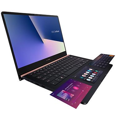 "ASUS Zenbook Pro 14 UX480FD-BE012R Intel Core i7-8565U 16 Go SSD 512 Go 14"" LED Full HD NVIDIA GeForce GTX 1050 4 Go Wi-Fi AC/Bluetooth Webcam Windows 10 Professionnel 64 bits (garantie constructeur 2 ans)"
