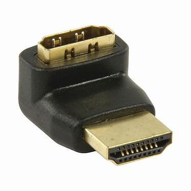 Nedis Adaptateur HDMI mâle / HDMI femelle (coudé 270°)