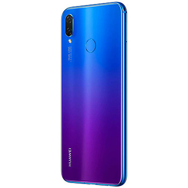 Avis Huawei P Smart+ Iris Purple