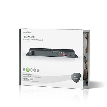 Acheter Nedis Splitter HDMI 4K - 8 ports