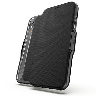 Opiniones sobre Gear4 Oxford Estuche Negro iPhone XR
