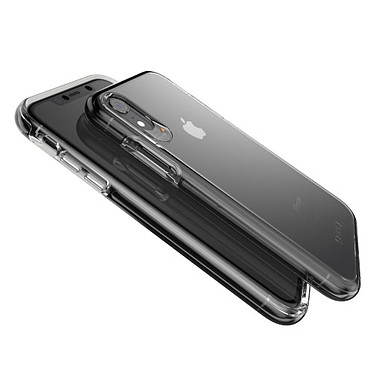 Gear4 Crystal Palace Transparent iPhone XR pas cher