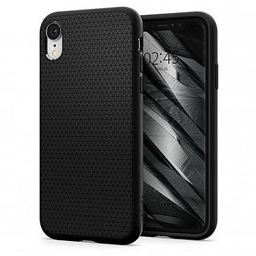 Spigen Case Liquid Air Noir Apple iPhone XR Coque de protection pour Apple iPhone XR