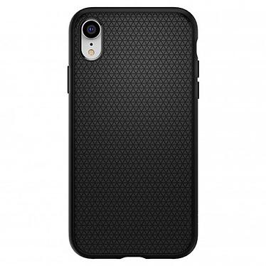 Avis Spigen Case Liquid Air Noir Apple iPhone XR