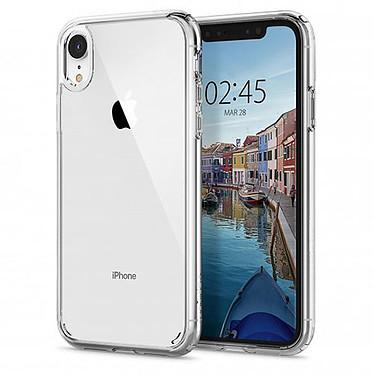 Spigen Case Ultra Hybrid Crystal Clear iPhone XR Funda protectora para Apple iPhone XR