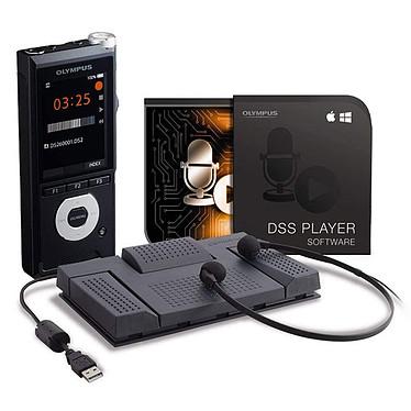 Olympus DS-2600 + AS-2400