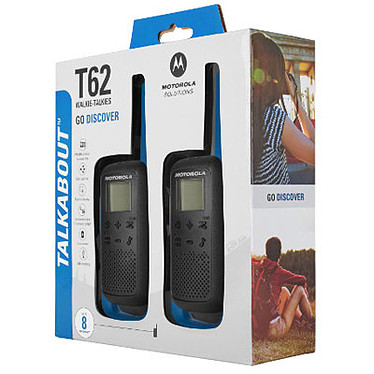 Motorola TALKABOUT T62 Twin Pack pas cher