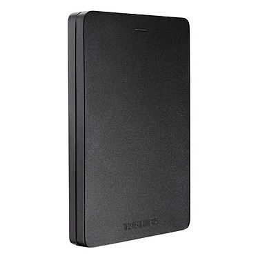 "Toshiba Canvio Alu 500 GB Negro Disco duro externo 2.5"" 500 GB USB 3.0"