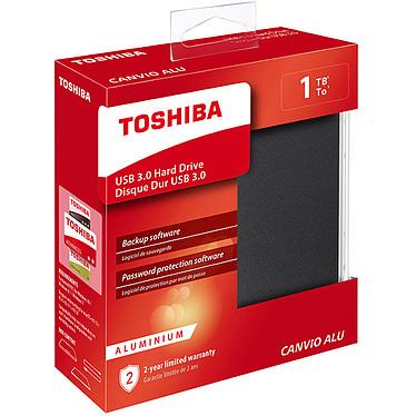 Comprar Toshiba Canvio Alu 500 GB Negro