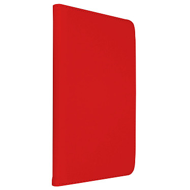 "Akashi Etui Folio Galaxy Tab A 10.5"" Rouge Étui / support 360° pour tablette Samsung Galaxy Tab A 10.5"""
