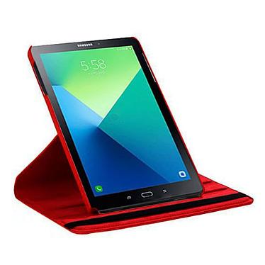 "Akashi Etui Folio Galaxy Tab A 10.5"" Rouge pas cher"