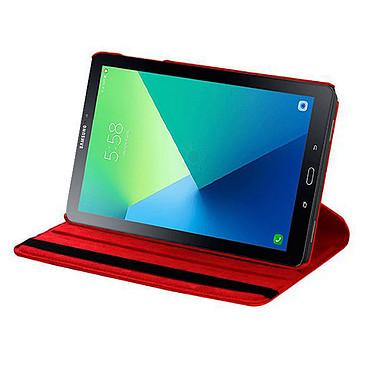 """Acheter Akashi Etui Folio Galaxy Tab A 10.5"""" Rouge"""